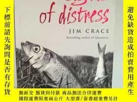 二手書博民逛書店Signals罕見of Distress by Jim Crac
