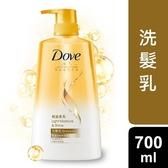 多芬輕盈柔亮洗髮乳700ml【愛買】