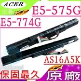 ACER 電池(原廠)-宏碁 AS16A5K,AS16A7K,AS16A8K,E5-774G,E5-774G-51F1,E5-774G-546G,F5-573G,F5-573T