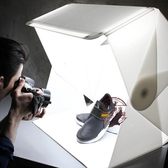 60cm日光寶盒Lumibox折疊小型專業攝影棚 foldio升級拍照柔光箱·liv【快速出貨】