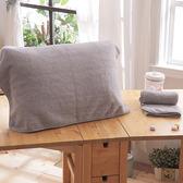 HO KANG 抗菌防螨枕巾-灰色 2入