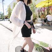 2018新款黑色牛仔短褲女夏季高腰 韓版寬鬆學生百搭破洞顯瘦熱褲 芭蕾朵朵