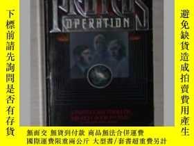 二手書博民逛書店英文原版《罕見The Proteus operation 》 B