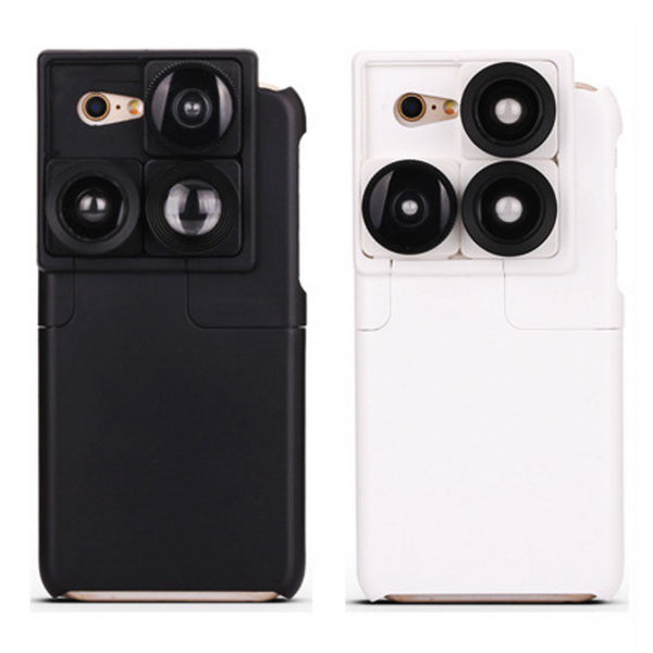 iphone6手機殼 魔術方塊手機鏡頭殼 iphone 6 6s plus 適用【DA0020】華 最新二代