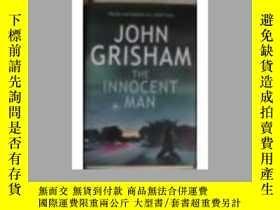 二手書博民逛書店英文原版罕見The Innocent Man by John G