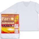 台塑生醫Dr's Formula 遠紅外線科技發熱衣(女款-白色)