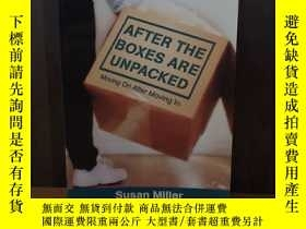 二手書博民逛書店After罕見the Boxes Are Unpacked (R