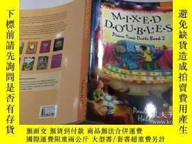 二手書博民逛書店MIXED罕見DOUBLES PIANO TIME DUETS BOOK 2 NEW EDITION 混合雙鋼琴演