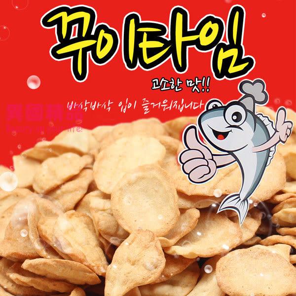 韓國 魚酥餅乾澎湃包 150g 過年吃魚 年年有餘【特價】★beauty pie★