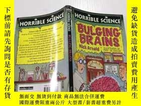 二手書博民逛書店BULGING罕見BRAINS: 膨脹的大腦Y200392