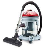 韓夫人水過濾吸塵器家用強力大功率工業桶式干濕兩用式手持小型機igo 【PINK Q】