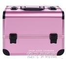 紋繡化妝箱專業手提紋繡箱多層雙開加厚紋繡箱紋繡工具收納箱耗材 依凡卡時尚