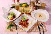慈夢柔溫泉渡假會館-頂級法式套餐雙人券