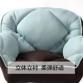 NMS 喂奶椅 單人孕婦靠背哺乳沙發椅子 日式小戶型布藝沙發和室兒童椅 露露日記