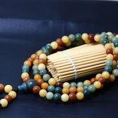 佛珠 多種彩色108顆佛珠念珠 多寶手串中秋搶先購598享85折