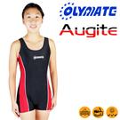 OLYMATE Augite 休閒版女性四角泳裝