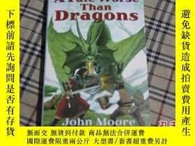 二手書博民逛書店A罕見Fate Worse Than DragonsY21146
