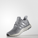 【雙12現貨折後$4880】adidas Ultraboost 灰 白 男鞋 編織 Boost 襪套式 愛迪達 慢跑鞋 S77510