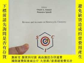 二手書博民逛書店Targets罕見in Heterocyclic Systems
