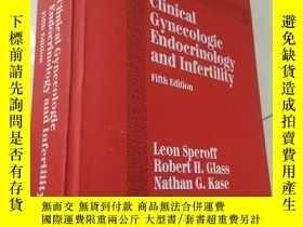 二手書博民逛書店Clinical罕見Gynecologic Endocrinol
