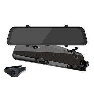 征服者/雷達眼 i11-X MAX12【含安裝/送32G】流媒體超廣角電子後視鏡/TS碼流
