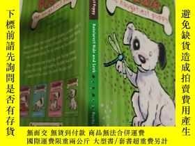 二手書博民逛書店puddle罕見the naughtiest puppy 最頑皮的小狗..!Y200392