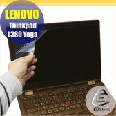 【Ezstick】Lenovo ThinkPad L380 YOGA 靜電式筆電LCD液晶螢幕貼 (可選鏡面或霧面)