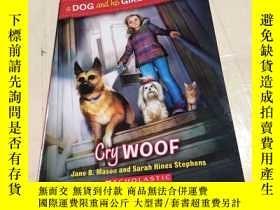 二手書博民逛書店a罕見DOG and his GIRL MYSTERIES 3Y