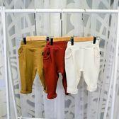 618好康鉅惠寶寶褲子男嬰春夏麻棉長褲休閒褲兒童哈倫褲