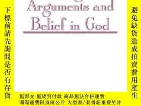 二手書博民逛書店Ontological罕見Arguments And Belief In GodY256260 Graham