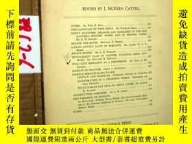 二手書博民逛書店SCIENTIFIC罕見MONTHLY 科學月刊1934年6月