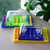 兒童玩具彈射籃球投籃機對打游戲親子互動桌游早教休閒男女孩禮物  瑪奇哈朵