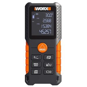 Worx 鐳射測距儀40m坪/台尺 WX087
