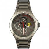 【Ferrari 法拉利】/三眼賽車錶(男錶 女錶)/FA0830760/台灣總代理原廠公司貨兩年保固