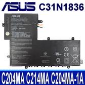 ASUS C31N1836 3芯 原廠電池 C31N1836-1 Chromebook Flip C214MA C204MA