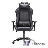 TESORO鐵修羅 Zone F710 電競椅-黑