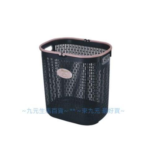 【九元生活百貨】聯府 F111 黑美人洗衣籃 置物籃