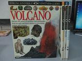 【書寶二手書T9/少年童書_PQG】Eyewitness Guides-Volcano_Ocean_Weather等_共