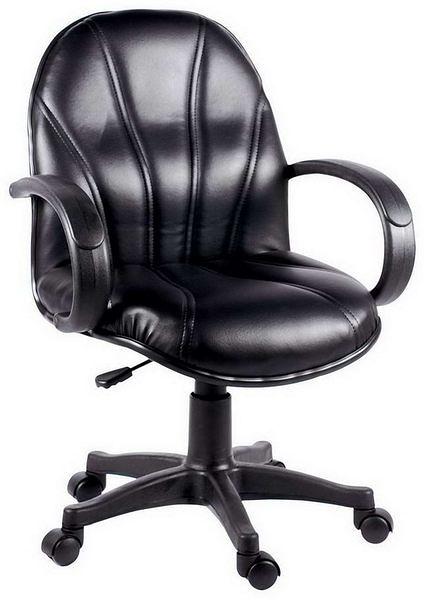 HP344-06 辦公椅(皮面/氣壓升降)(小型)