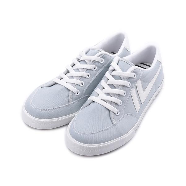 MY RABBIT 休閒帆布鞋 藍 MT826A 女鞋