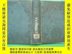 二手書博民逛書店Webster s罕見New World Dictionary