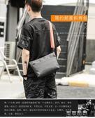 斜背包 斜背包男潮牌潮流单肩包ins小背包休闲简约运动包男士包包 可可鞋櫃