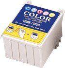 ※eBuy購物網※EPSON相容墨水匣T027 彩色 適用 EPSON印表機型號 ST-PH810/830/925/935