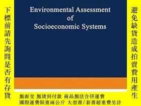二手書博民逛書店Environmental罕見Assessment Of Socioeconomic Systems (nato
