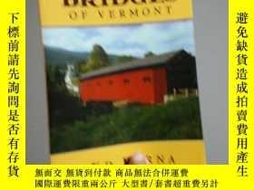 二手書博民逛書店Covered罕見Bridges of VermontY267761 Barna Countryman pre