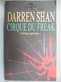 【書寶二手書T7/原文小說_LID】Cirque Du Freak_ Darren Shan Book 1_Shan,