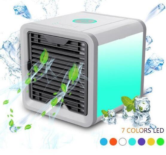 現貨24小時速達   新款COOLER 空調風扇行動風扇 USB迷你風扇 迷你風扇 電風扇 伊衫風尚