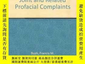 二手書博民逛書店The罕見Temporomandibular Joint and Related Orofacial Compla
