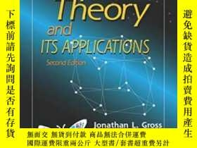 二手書博民逛書店Graph罕見Theory And Its ApplicationsY364682 Gross, Jonath