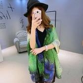 雪紡絲巾-高雅時尚羽毛鏈條女披肩3色73hw12【時尚巴黎】